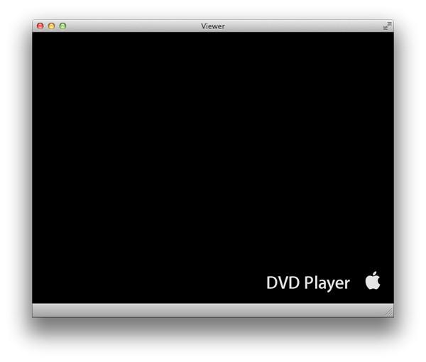 Rozhraní DVD přehrávače