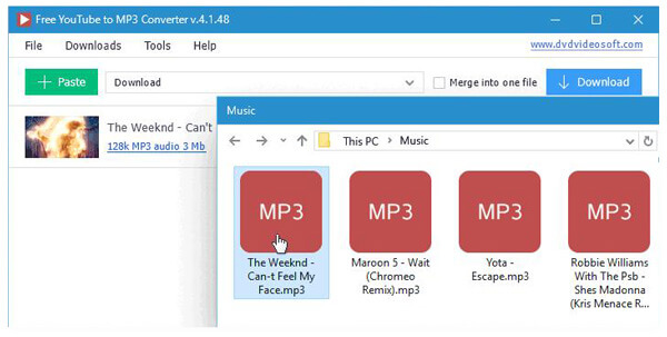YouTube to MP3 Converter - Download and Convert YouTube