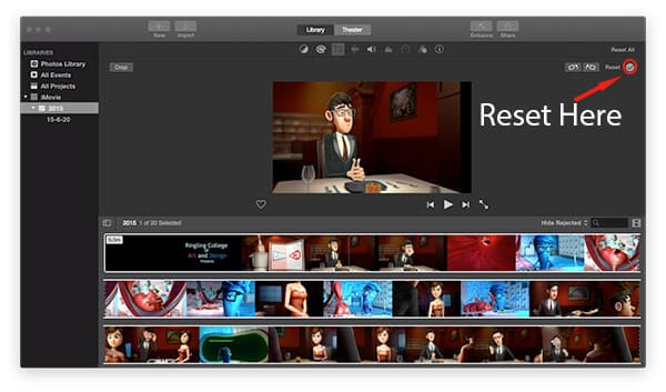 How to rotate a video in imovie how to rotate or flip a movie in quicktime ccuart Choice Image