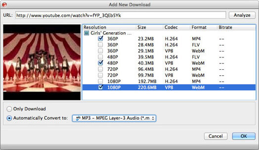 Convert to MP3 Format