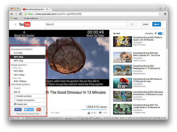 Firefox Youtube Downloader Mac