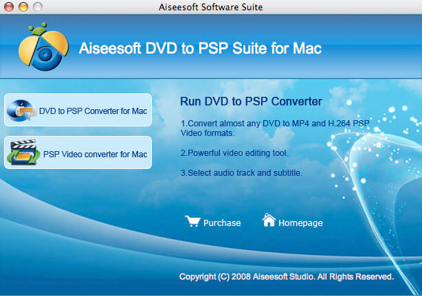 convert any DVDs to PSP MP4, H.264 format