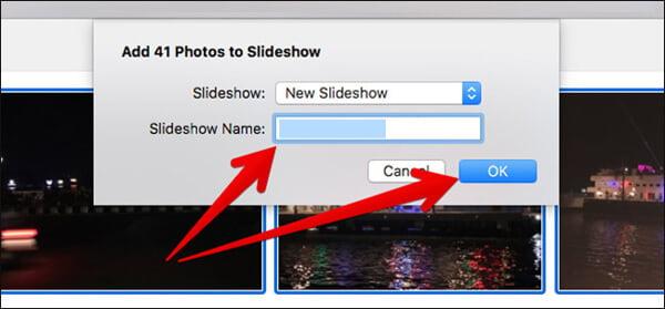 Νέα παρουσίαση σε Mac