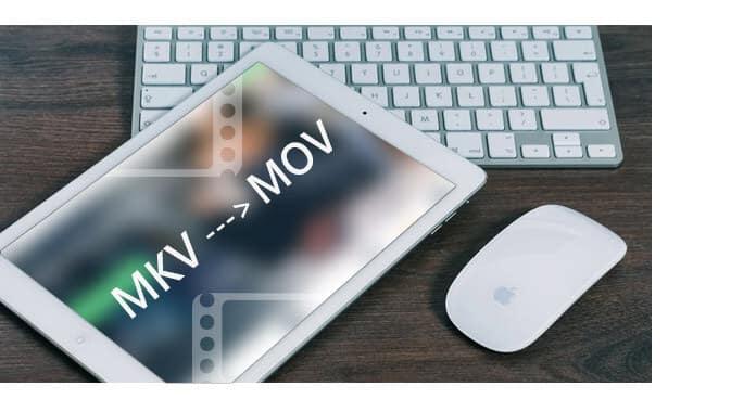 Convertire MKV in MOV