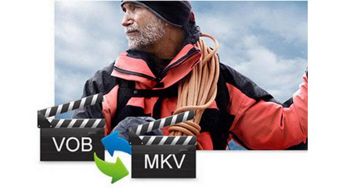 Converti VOB in MKV