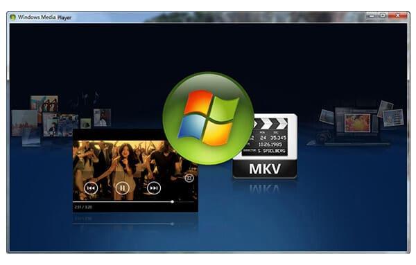 windows media player mkv codecs