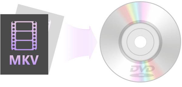 Masterizza MKV su DVD