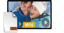 Μετατροπή του 3GP σε MP4