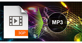 Converti 3GP in MP3