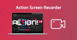 Akční Screen Recorder