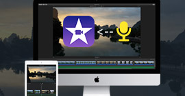 Dodaj audio do iMovie