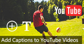 Aggiungi didascalie su YouTube