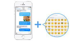 Aggiungi tastiera Emoji per iPhone