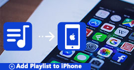 Add Playlist to iPhone