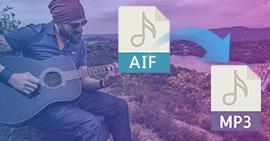Come convertire AIF in MP3