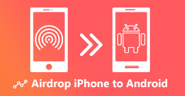 irdrop iPhone na Androida