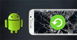 Come eseguire il backup di Android con schermo rotto