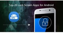 App di blocco schermo Android