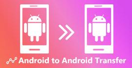 Trasferimento da Android a Android