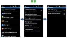 Μεταφορά αρχείων Android
