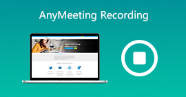Registrazione AnyMeeting