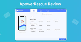 ApowerRescue Reviews