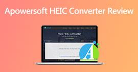 Recensione di Apowersoft HEIC Converter