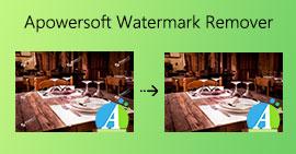 Środek do usuwania znaków wodnych Apowersoft