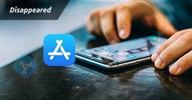 Το App Store εξαφανίστηκε από το iPhone