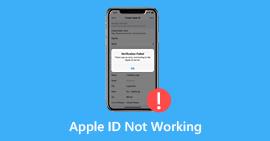 ID Apple non funzionante