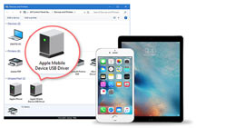 Driver USB per dispositivi mobili Apple disabilitato