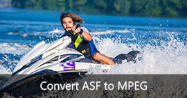 Converti ASF in MPEG