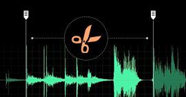 Καλύτερος κόπτης ήχου για περικοπή / περικοπή αρχείων ήχου