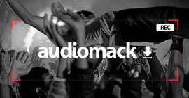 Record di download Audiomack