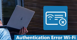 Fix Android Wi-Fi Authentication Error