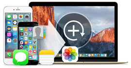 Backup dei dati di iPhone su Mac