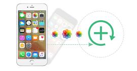 Eseguire il backup delle foto di iPhone