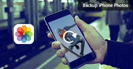 How to Backup iPhone Photos