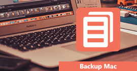 il backup su Mac