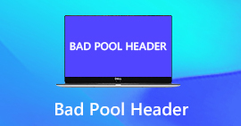 Bad Pool Header