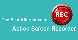 Alternative of Action Screen Recorder