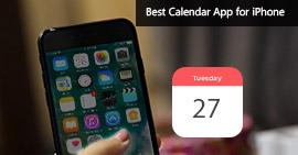 Najlepszy kalendarz na iPhone'a
