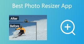 App per ridimensionare le foto