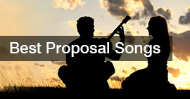 Best Marriage Proposal Songs