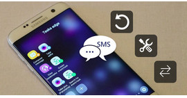 SMS App for Android