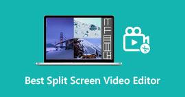 Καλύτερος επεξεργαστής βίντεο Split Screen