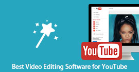 Oprogramowanie do edycji wideo na YouTube