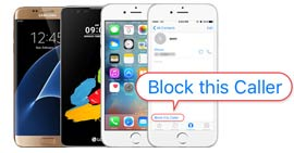 Come bloccare le telefonate su Android / iPhone
