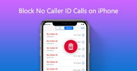 Blocca nessun ID chiamante su iPhone