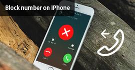 Numero di blocco su iPhone